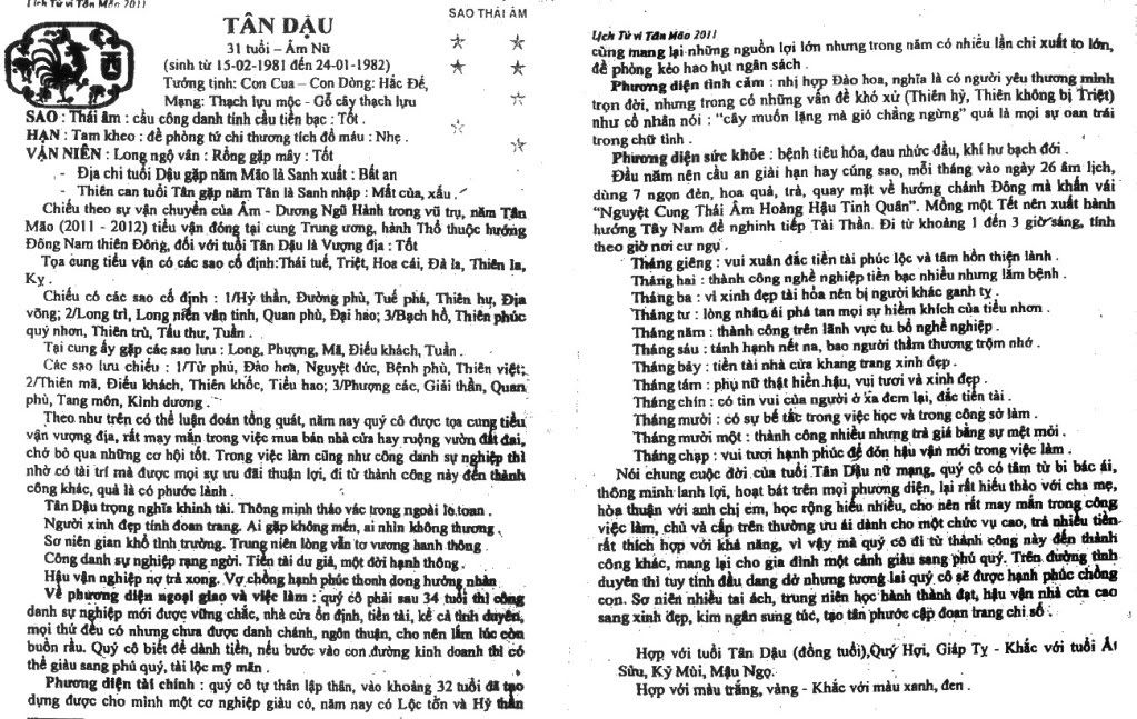 Tử Vi Tân Mão 2011 - Page 2 TanDau_nu