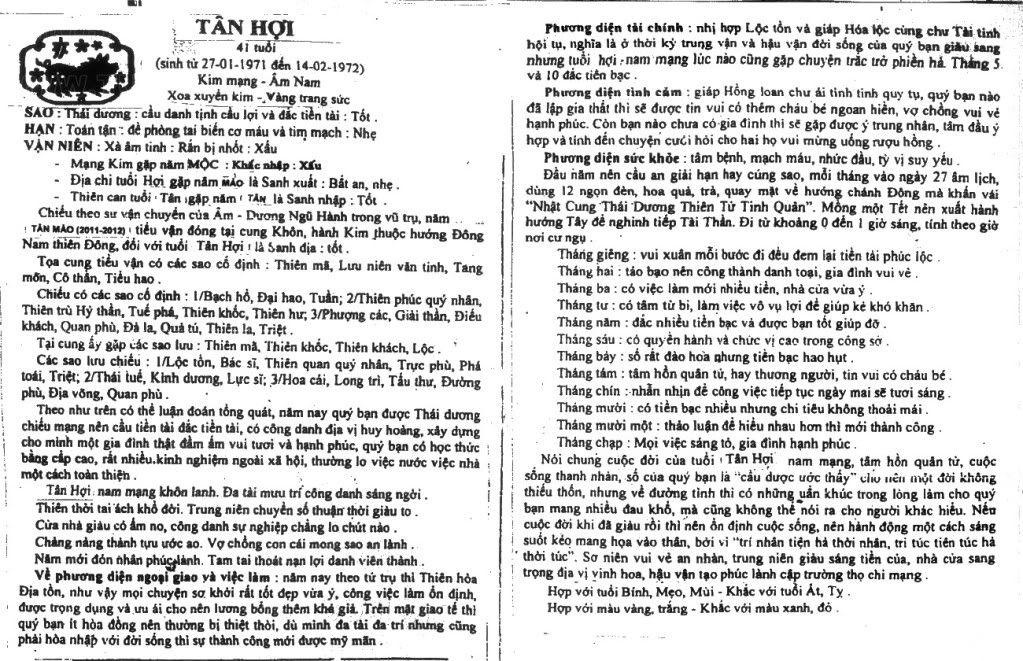 Tử Vi Tân Mão 2011 - Page 2 TanHoi_nam