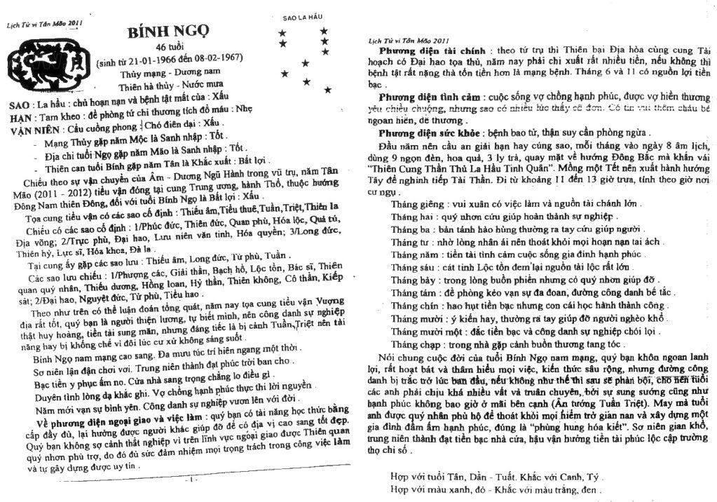 Tử Vi Tân Mão 2011 BinhNgo_nam