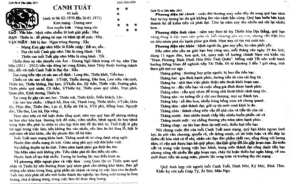 Tử Vi Tân Mão 2011 - Page 2 CanhTuat_nam
