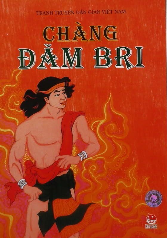 Chàng Đăm Bri - Truyện tranh TruyenDG033