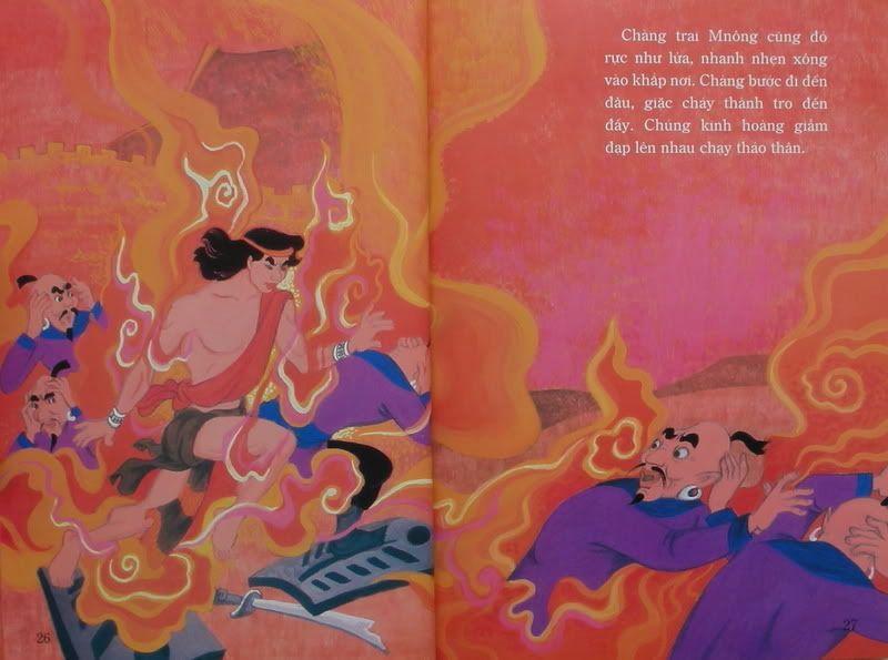 Chàng Đăm Bri - Truyện tranh TruyenDG046