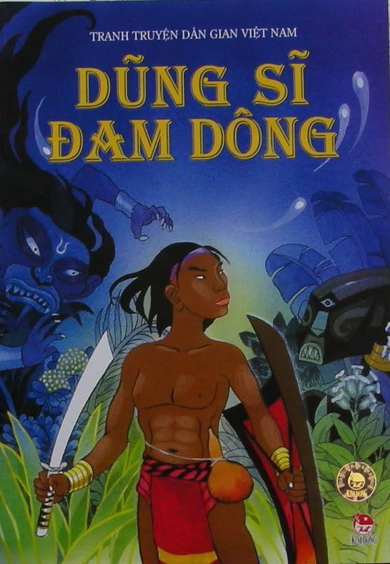 Dũng Sĩ Đam Dông - Truyện tranh DSDD