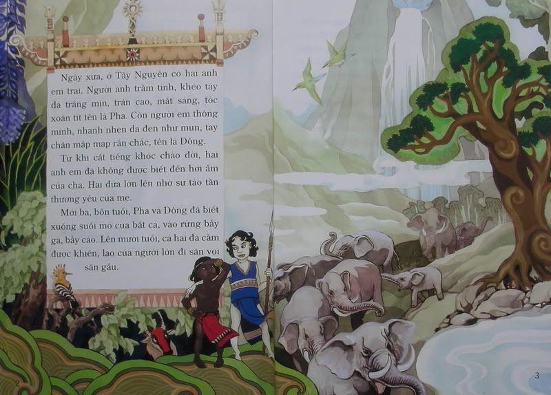 Dũng Sĩ Đam Dông - Truyện tranh DSDD1