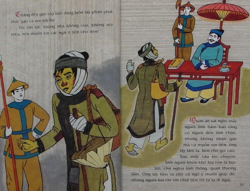 Hai ông Tiến Sĩ - Truyện tranh Truyen057