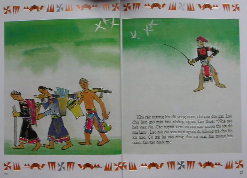Nàng tiên gạo - Truyện tranh NTG10