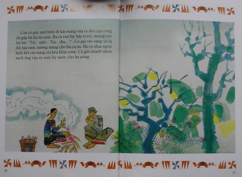 Nàng tiên gạo - Truyện tranh NTG13