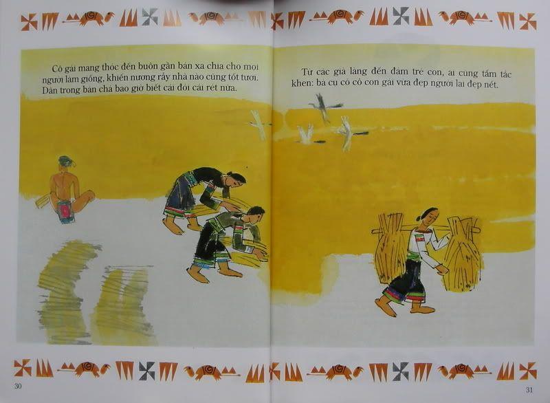 Nàng tiên gạo - Truyện tranh NTG15