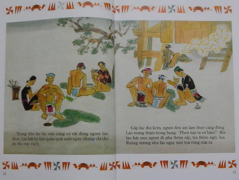 Nàng tiên gạo - Truyện tranh NTG6
