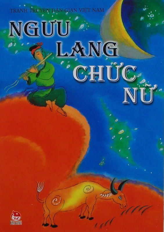 Ngưu Lang Chức Nữ - Truyện tranh TruyenDG017