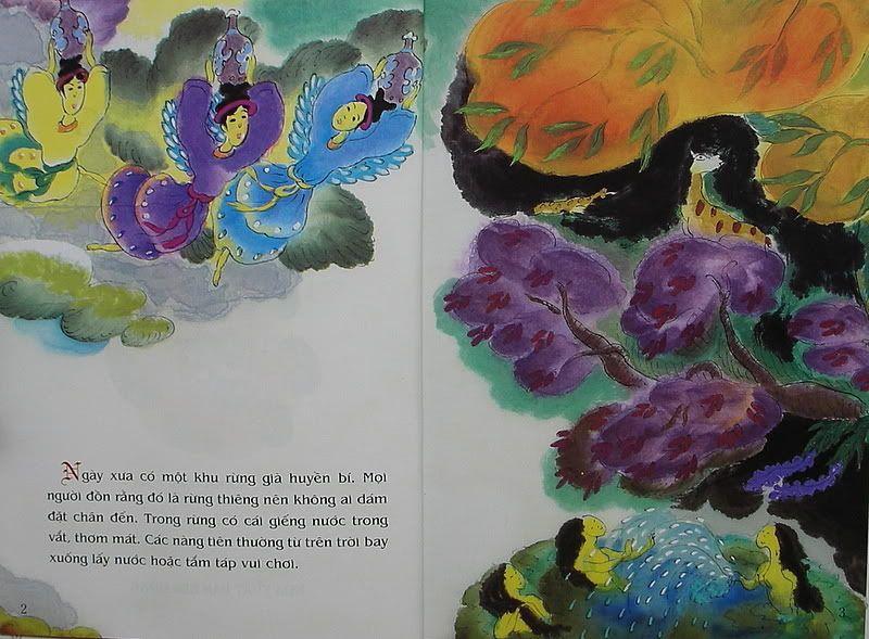 Ngưu Lang Chức Nữ - Truyện tranh TruyenDG018