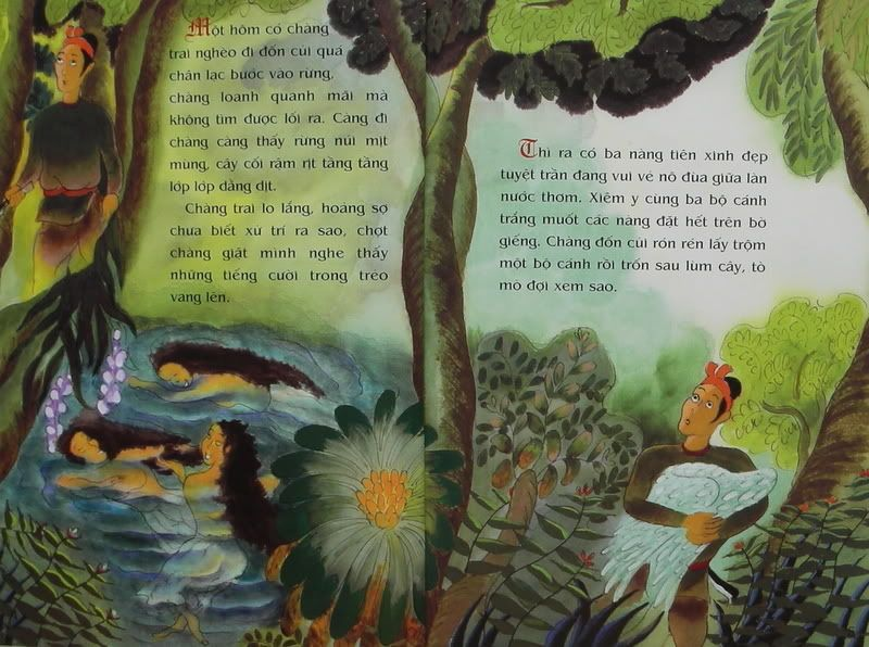 Ngưu Lang Chức Nữ - Truyện tranh TruyenDG019
