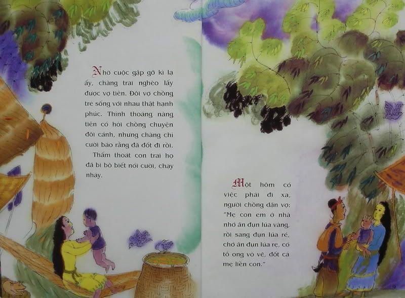 Ngưu Lang Chức Nữ - Truyện tranh TruyenDG021