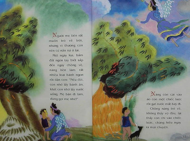 Ngưu Lang Chức Nữ - Truyện tranh TruyenDG023