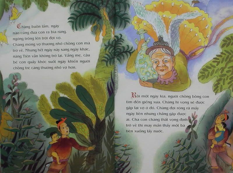 Ngưu Lang Chức Nữ - Truyện tranh TruyenDG024