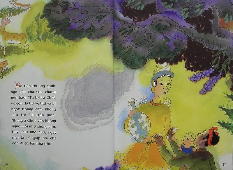 Ngưu Lang Chức Nữ - Truyện tranh TruyenDG025