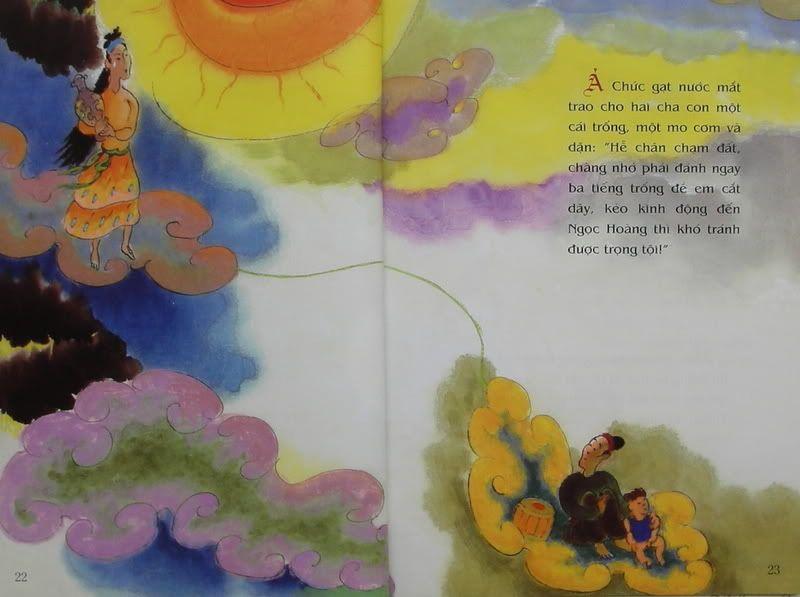 Ngưu Lang Chức Nữ - Truyện tranh TruyenDG028