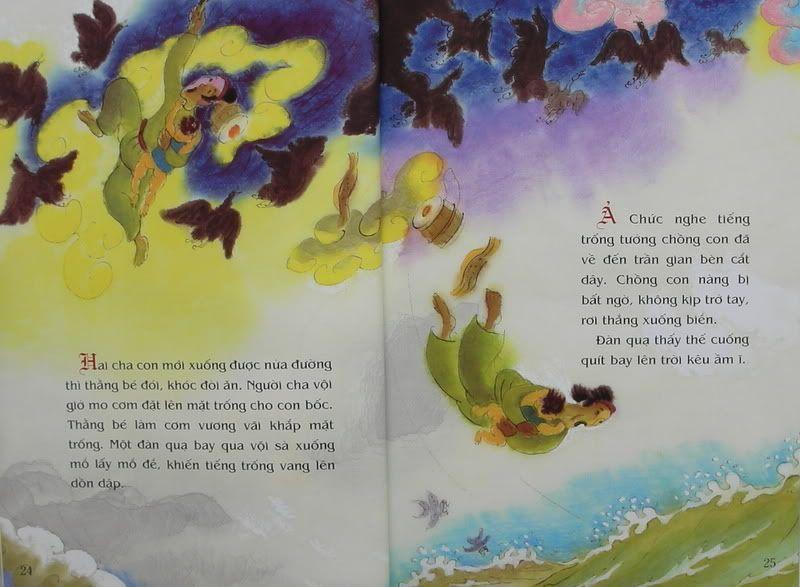Ngưu Lang Chức Nữ - Truyện tranh TruyenDG029