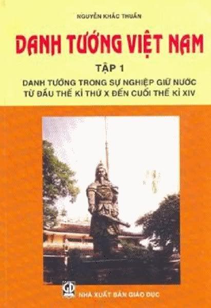 Danh Tướng Việt Nam 1 - Nguyễn Khắc Thuần DTVN_tap1