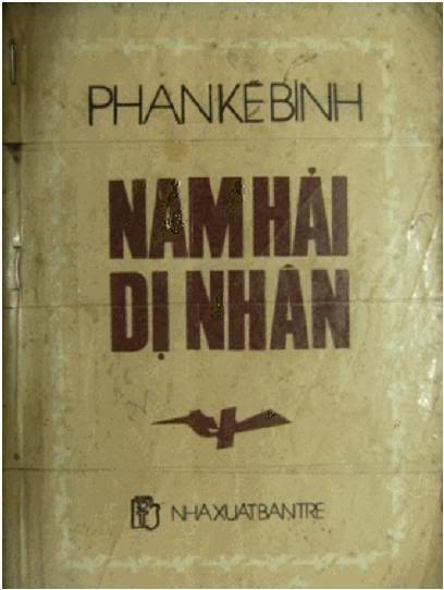 Nam Hải Dị Nhân - Phan Kế Bính NamHaiDiNhan