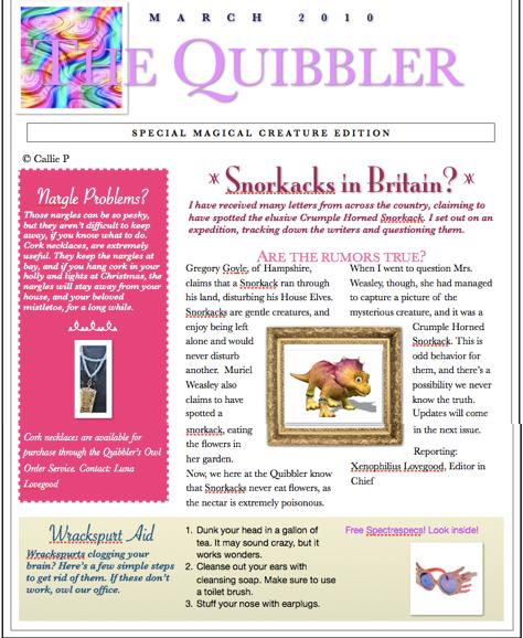 The Quibbler Screenshot2010-03-18at115725PM