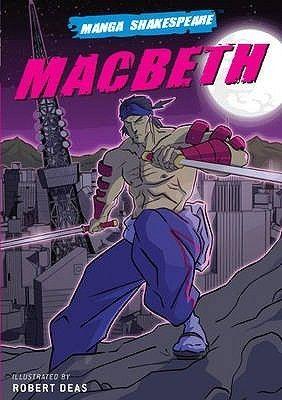 [Book tag] Le livre dont vous avez le plus d'exemplaires Macbeth%20manga_zps4y3tbkfx