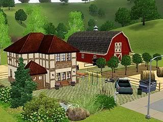:FINDS SIMS 3: MAYO 2010 : Bauernhof200