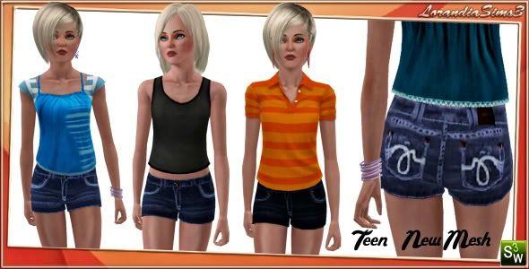 :: FINDS SIMS 3: JUNIO - 2010 :: LorandiaSims3_img_update_222