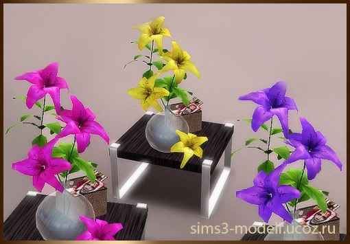 :: FINDS SIMS 3: JUNIO - 2010 :: Poliananabor42