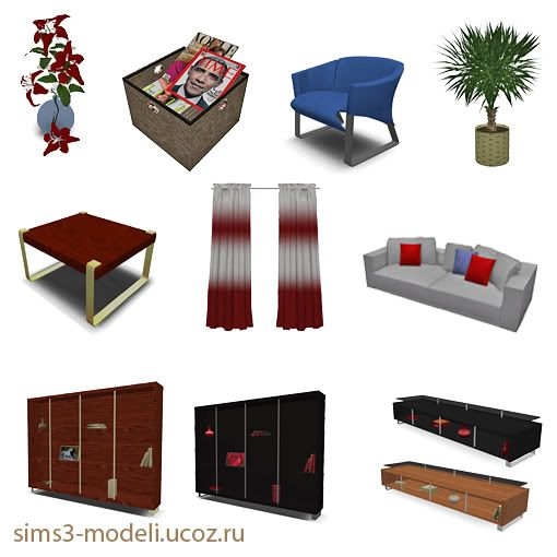 :: FINDS SIMS 3: JUNIO - 2010 :: Naborrrrpollyy41