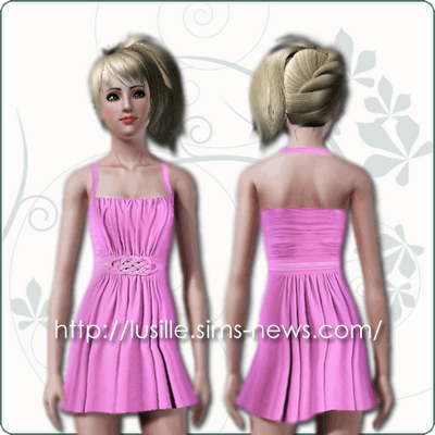:: FINDS SIMS 3: JUNIO - 2010 :: Springdress