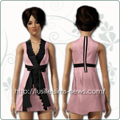 :: FINDS SIMS 3: JUNIO - 2010 :: Wisteriadress