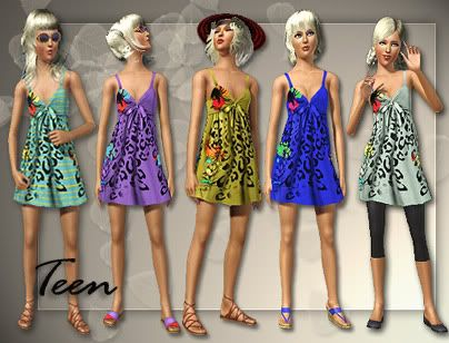 :: FINDS SIMS 3: JUNIO - 2010 :: Family_514