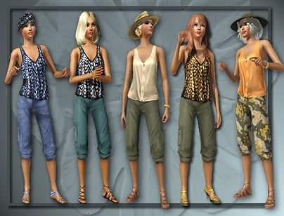 :: FINDS SIMS 3: JUNIO - 2010 :: Family_515