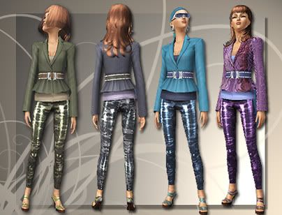 :: FINDS SIMS 3: JUNIO - 2010 :: Family_516