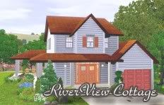 :: FINDS SIMS 3: JUNIO - 2010 :: RiverViewCottage-1-1