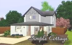 :: FINDS SIMS 3: JUNIO - 2010 :: SimpleCottage-1