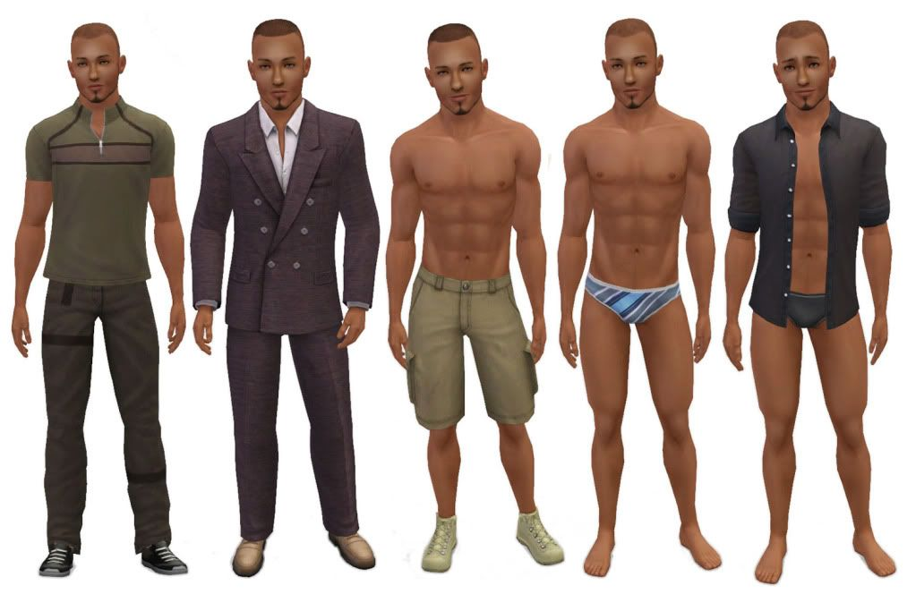 :: FINDS SIMS 3: JUNIO - 2010 :: Terrell_clothes