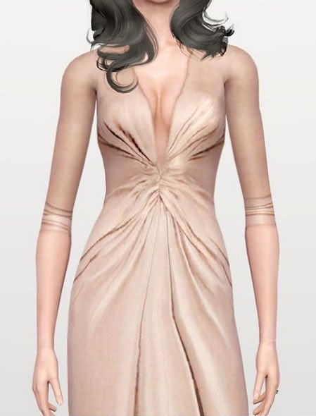 :FINDS SIMS 3: MAYO 2010 : Vestido
