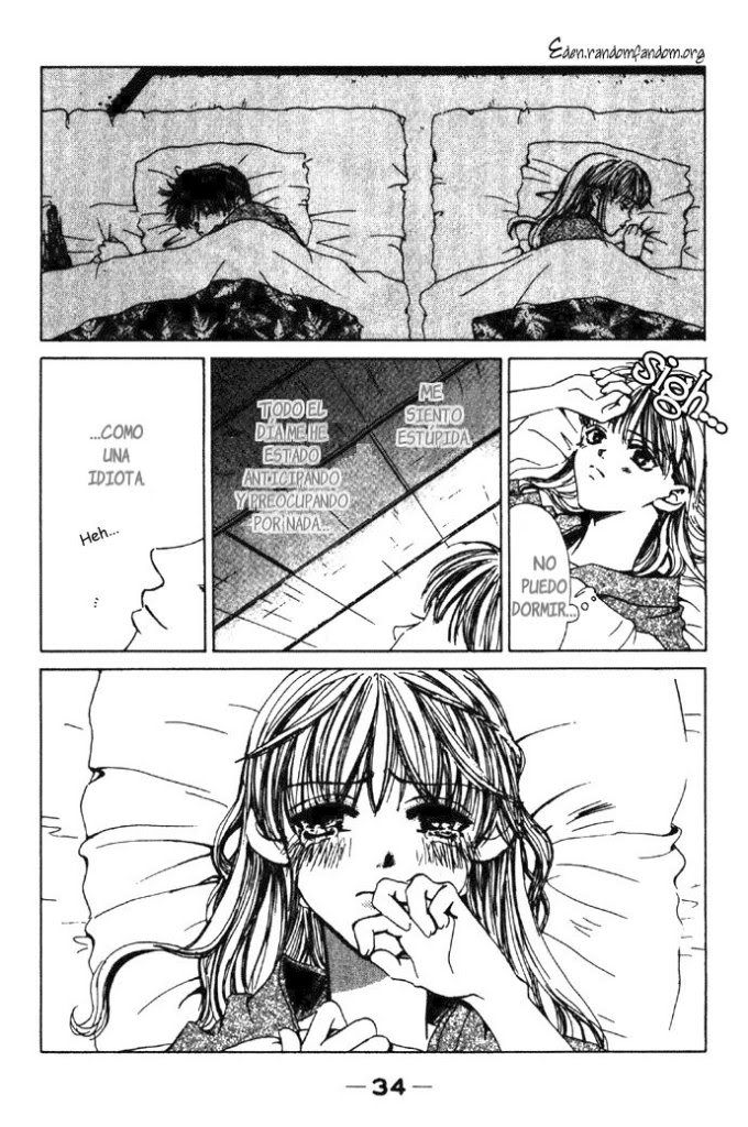 [Manga - One Shot] Darling Mania [OnLine] [+13] Virgin_story01_p034