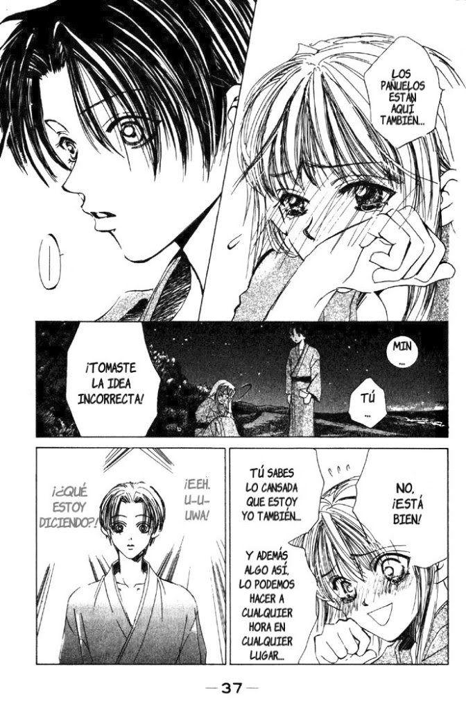 [Manga - One Shot] Darling Mania [OnLine] [+13] Virgin_story01_p037