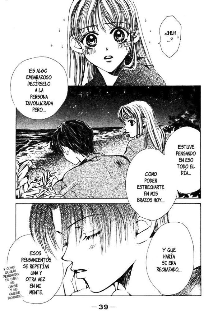 [Manga - One Shot] Darling Mania [OnLine] [+13] Virgin_story01_p039