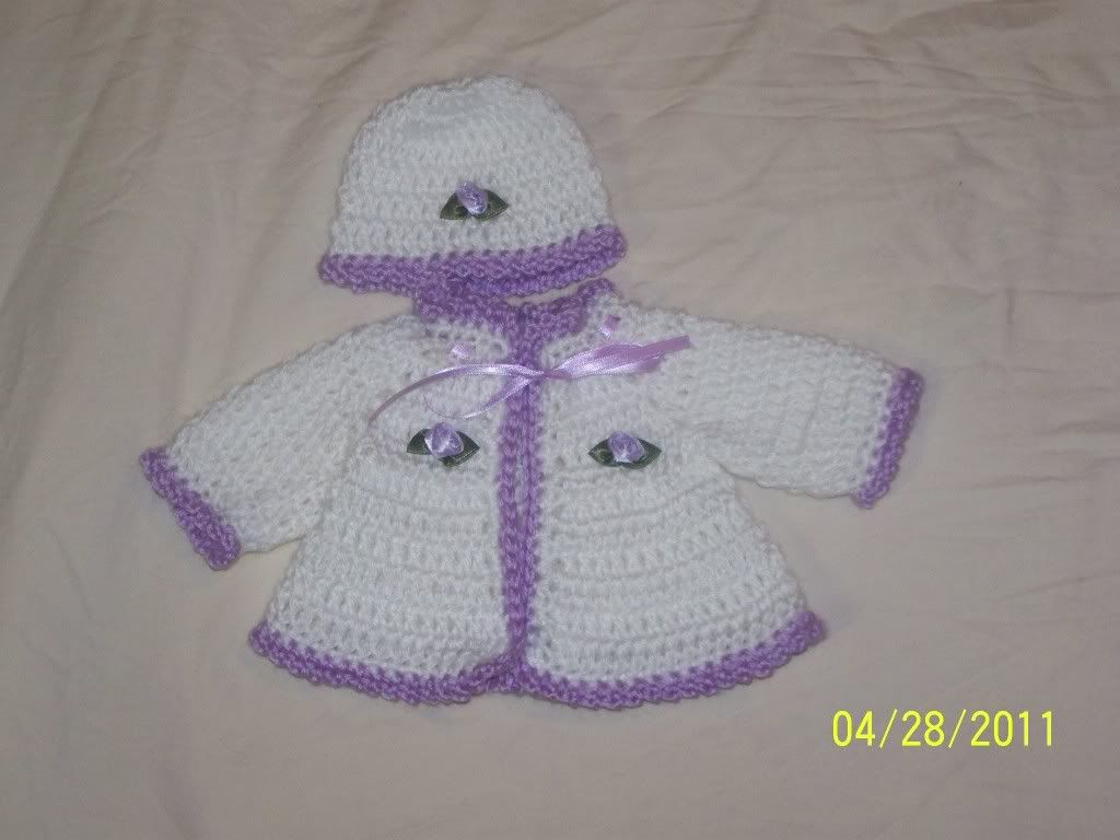 More Cute preemie sweater sets  great price 001-14