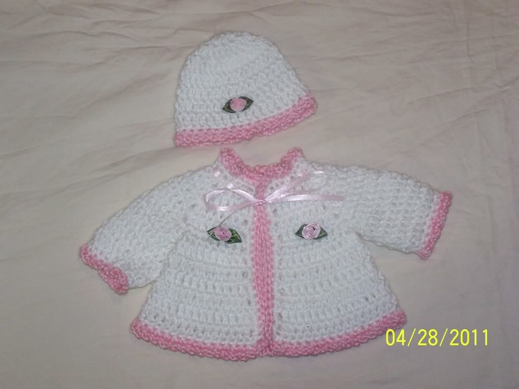 More Cute preemie sweater sets  great price 002-15