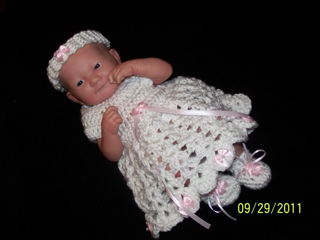 Preemie dress sets 008-14
