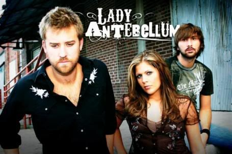 Lady Antebellum Fans
