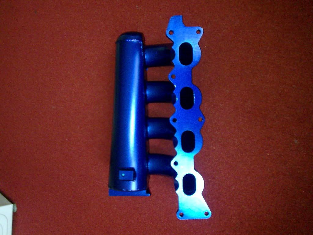One off inlet manifold Image001