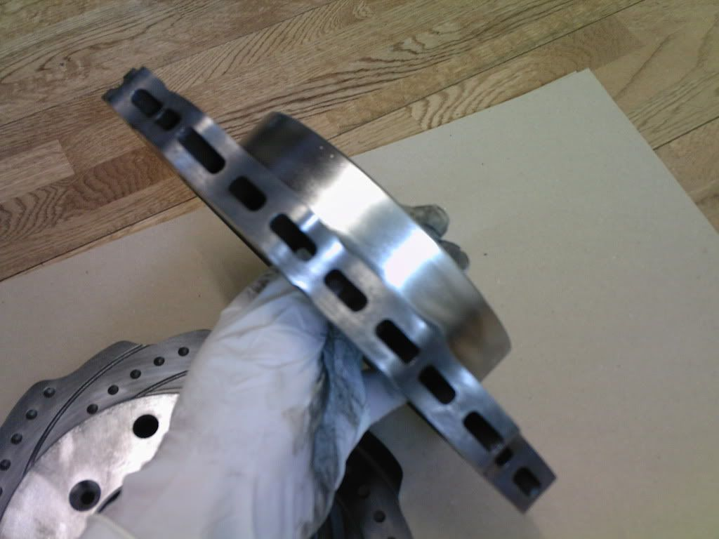 FS: Swift GTi front rotar discs (Original) Photo-0040