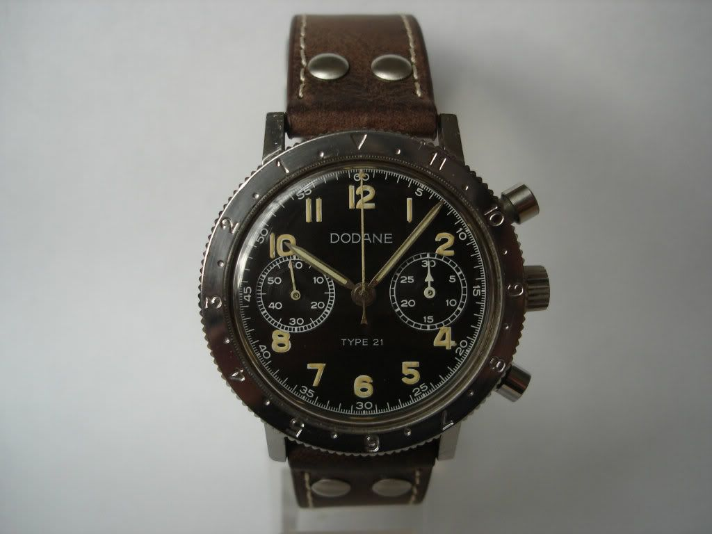 Chronographe Dodane type 21 10