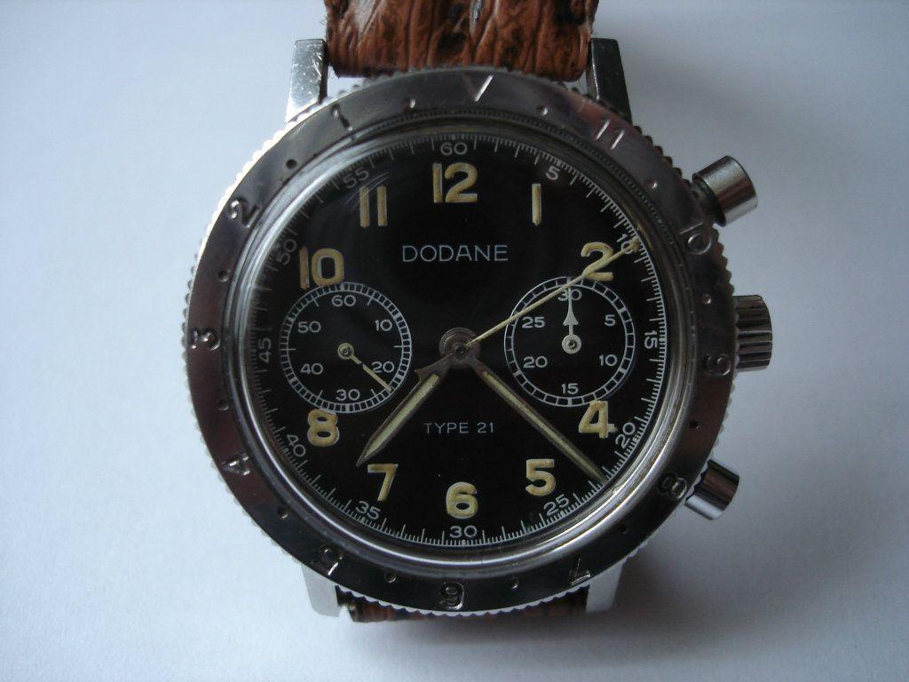 Chronographe Dodane type 21 4